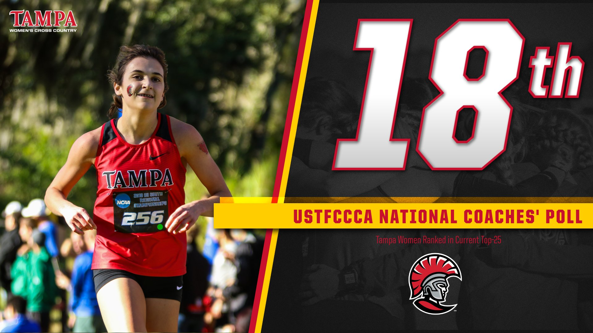Spartan Cross Country Returns to National Rankings