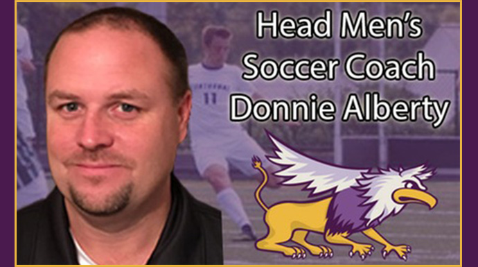 Alberty Named Fontbonne Men's Soccer Head Coach