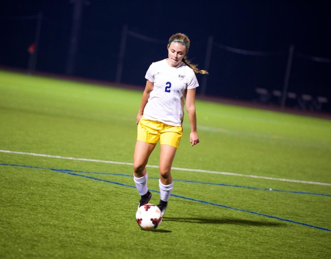 Women's Soccer Blanked By Stockton