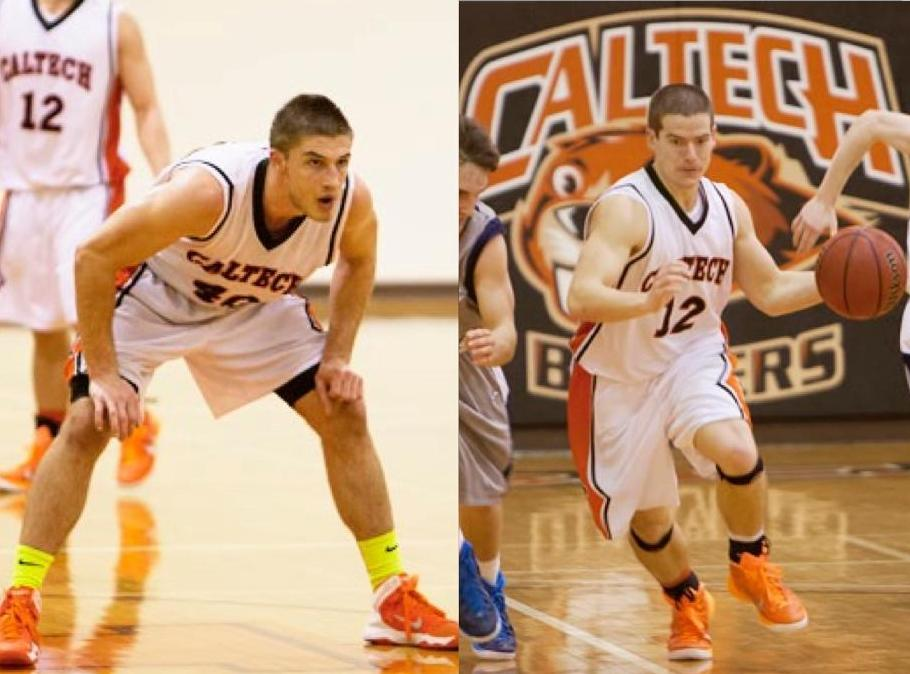Seniors Hogue and Joel to Play in All-Star Game Hosted by Caltech on Saturday