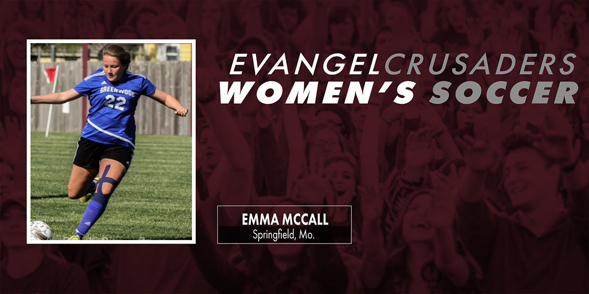 Evangel Women's Soccer Adds Local Standout Emma McCall to 2019 Class