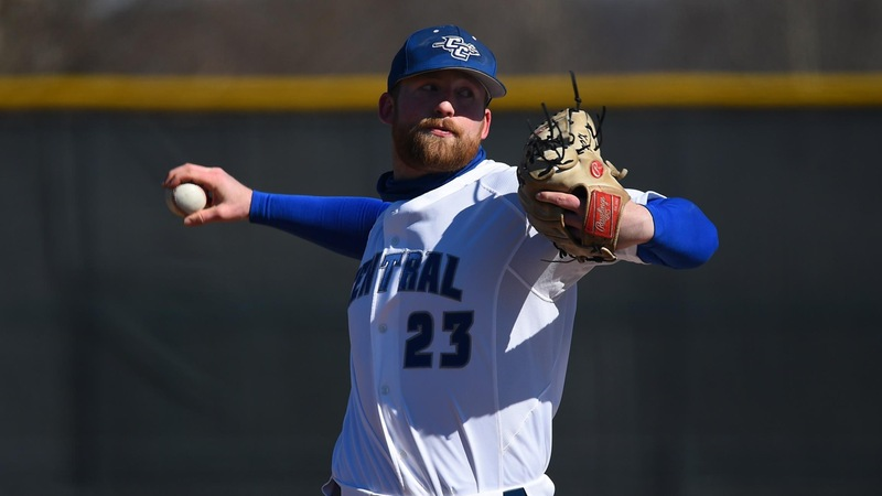 Baseball Wins Third Straight NEC Game, Downs Mount St. Mary's 5-1