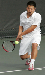 Men's Tennis Drops Match to Sonoma State