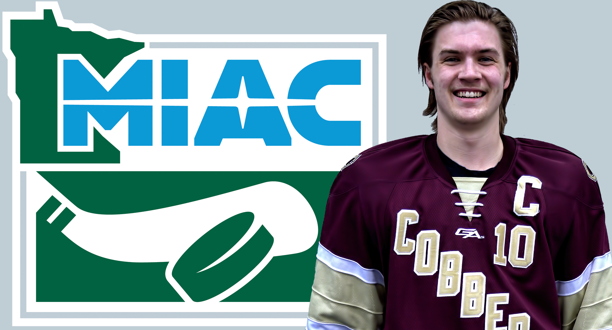 Senior Zach Doerring became the fifth Cobber player since 1982 to earn the MIAC Most Valuable Player award.