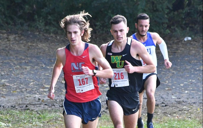 Zach Trador Finishes Second at CACC Cross Country Championship
