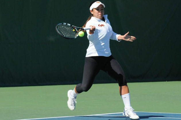 Kristin Lim Selected As SCIAC AOTW For Second Time In 2013