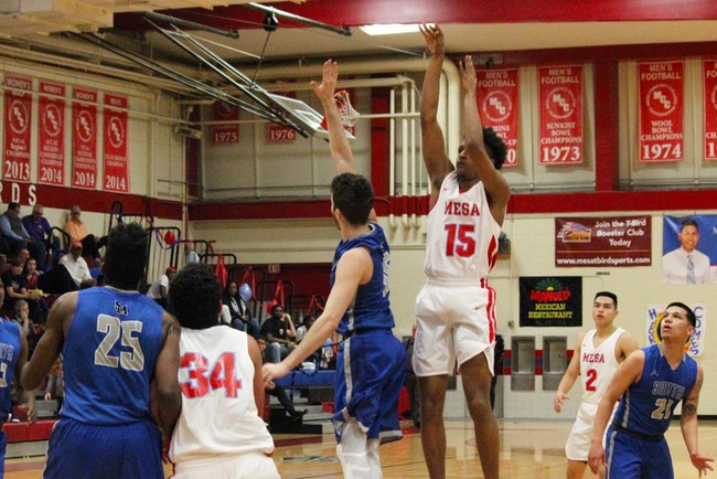Men's BBall Secures #3 Seed for ACCAC DI Playoffs with Victory Over South Mountain, 83-63