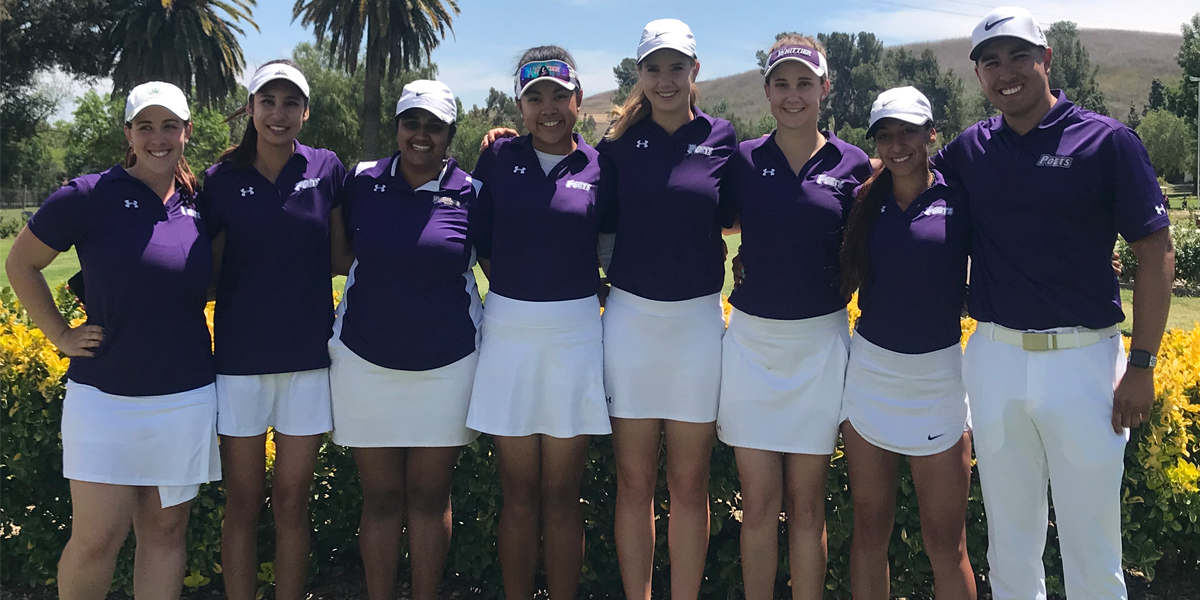 Women's Golf finishes 3rd at SCIAC Championships