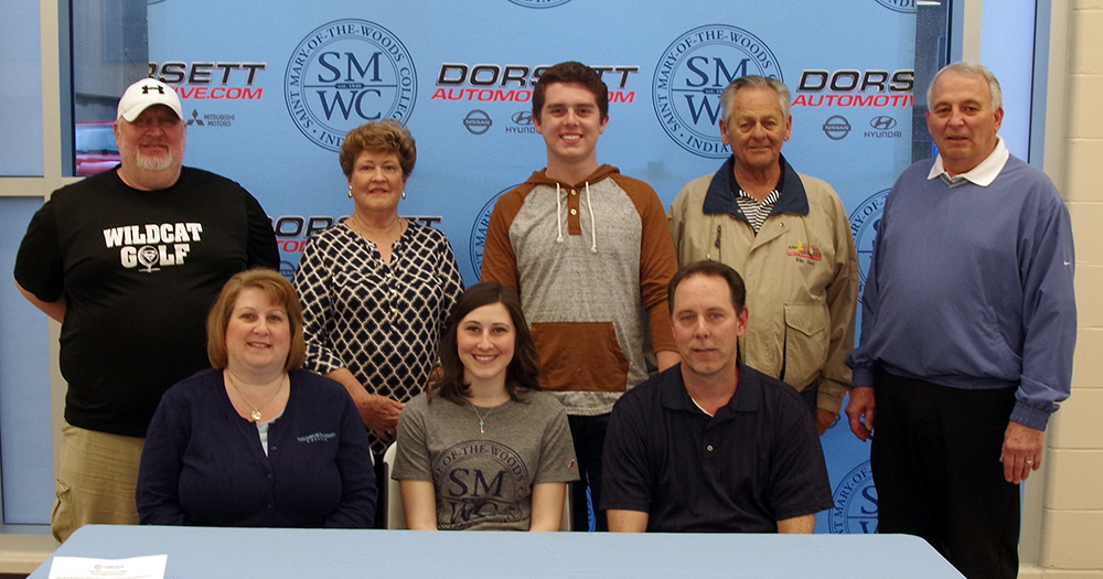#PomeroyWG Signs South Vermillion Standout Alexandria Bazzani