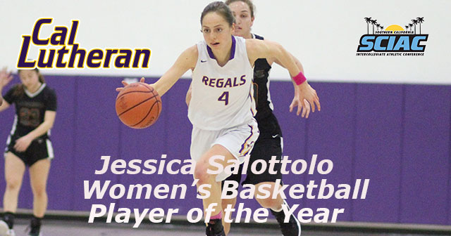 SCIAC All-Conference Honors: Women's Basketball