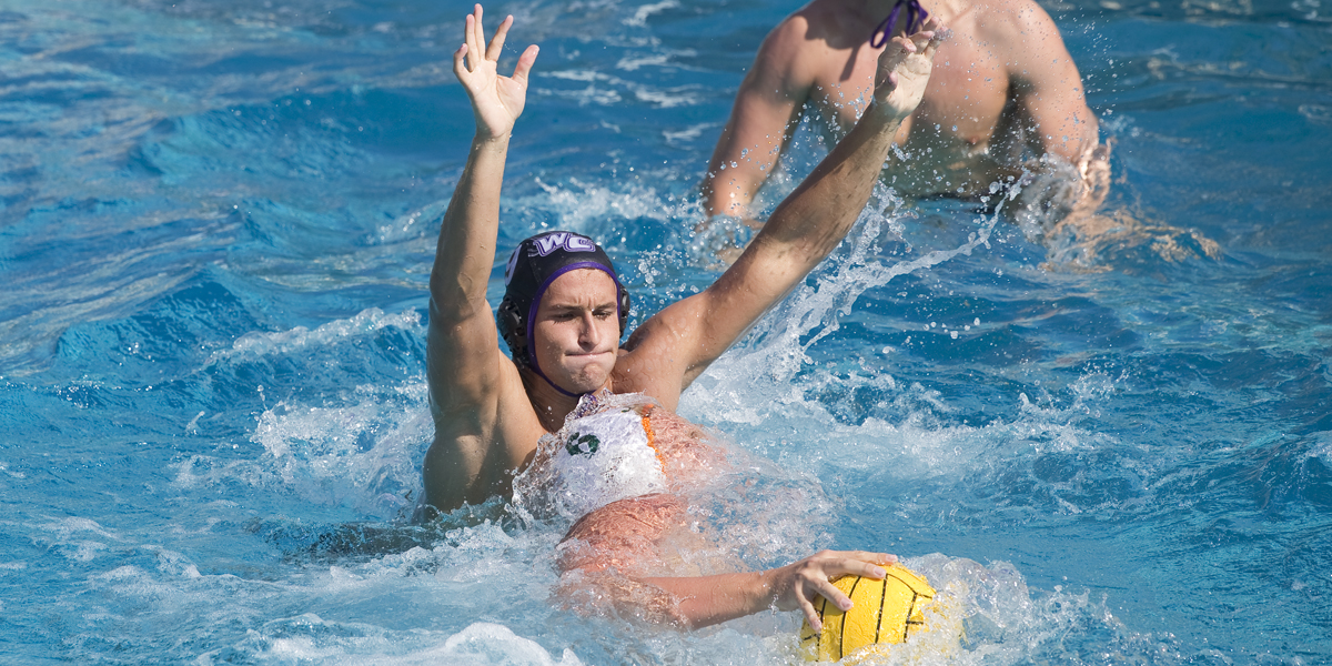 Men's Water Polo edged by Redlands 10-8