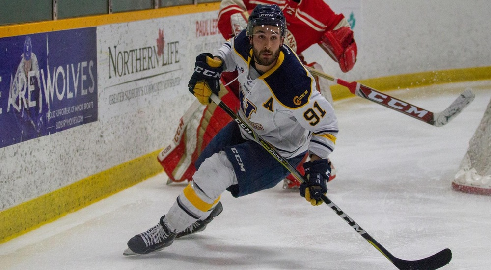 MHKY | Voyageurs Sweep Weekend Series With Lakers
