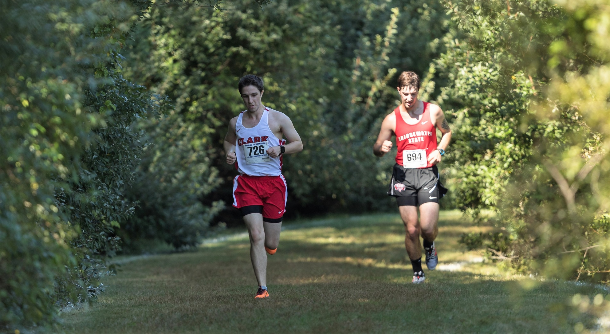 Men's Cross Country Places 6th At Bowdoin