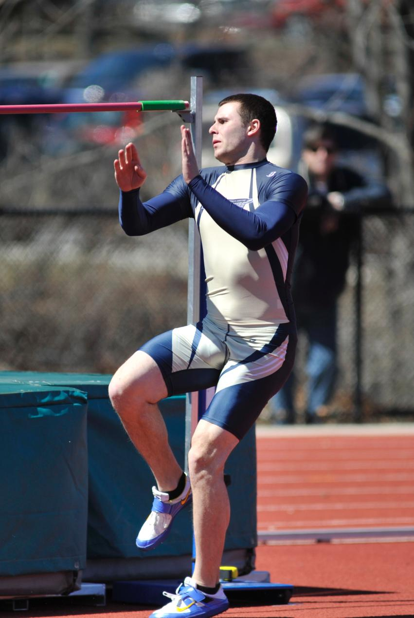 Sullo Earns Division III All-New England Honors For Outdoor Track & Field With Fourth Place Finish In High Jump