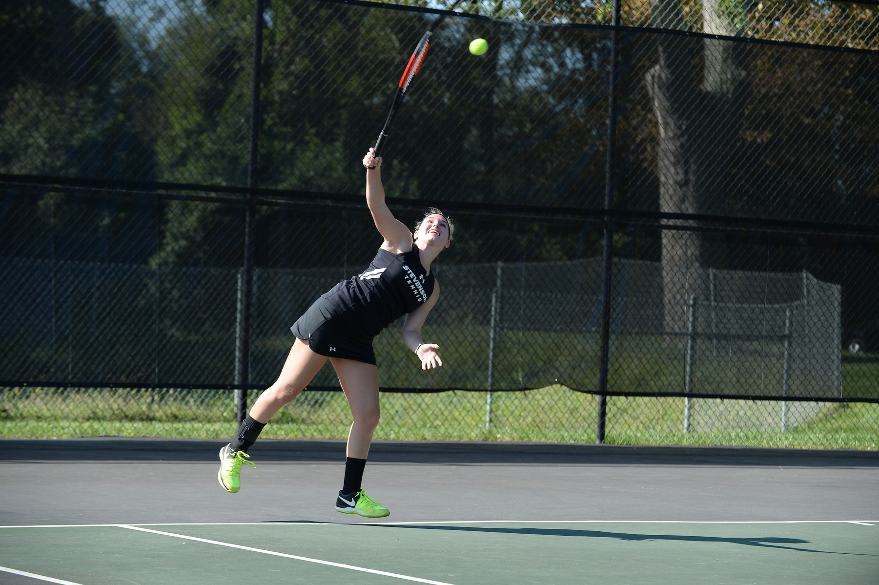 Mustangs Sweep Doubles Matches in 5-4 Win Over Lycoming