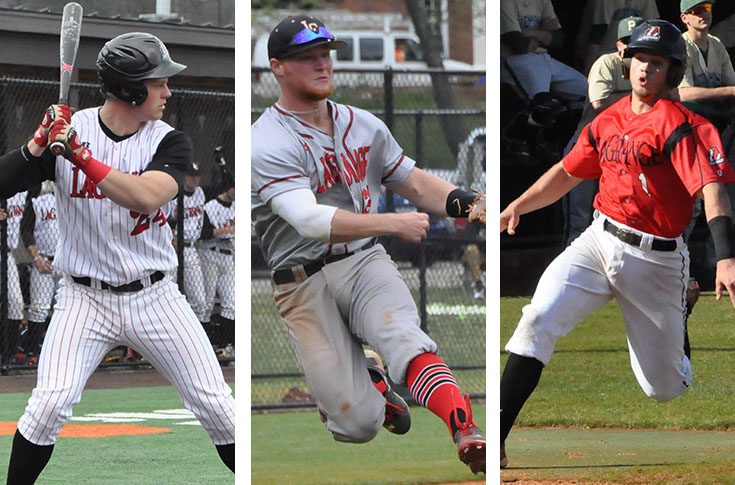 Baseball: Panthers land three on D3.baseball.com All-South Region teams