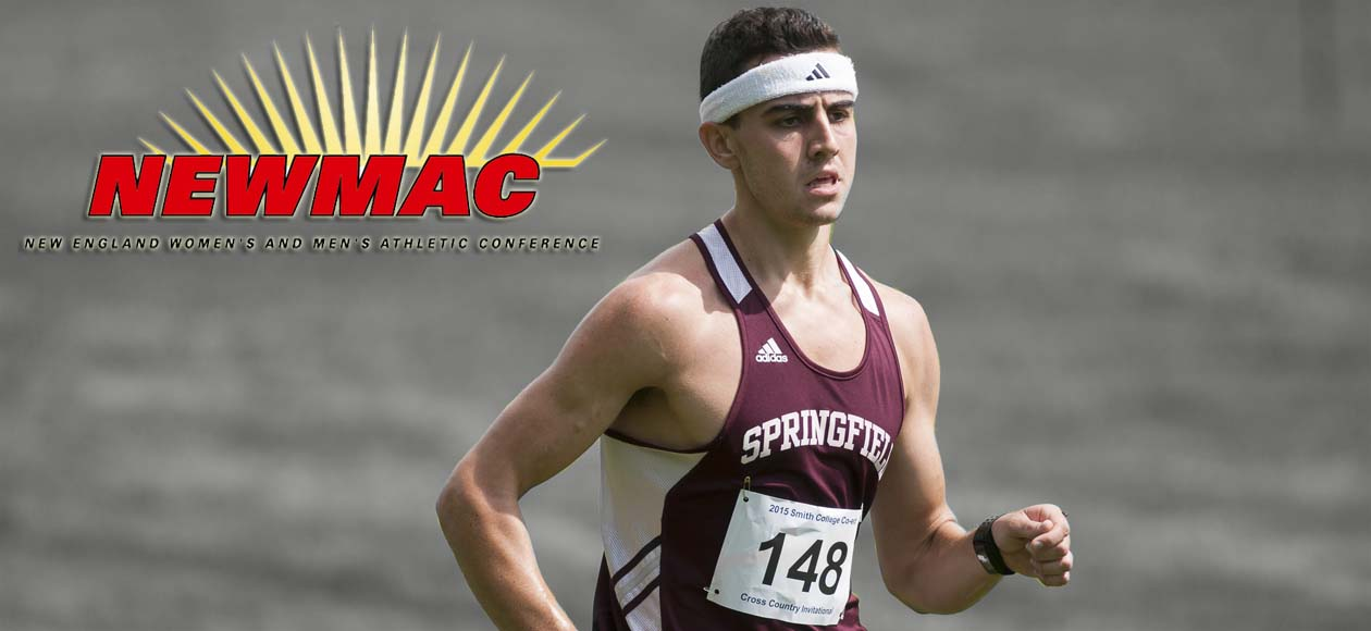 O'Hanlon Named NEWMAC Men's Cross Country Runner of the Week