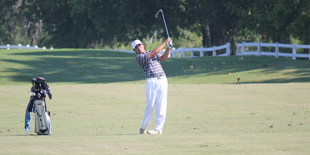 Gents Golf Sits Ninth after Day 1 of Abilene Intercollegiate