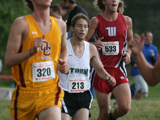 Cross Country Teams Tune Up for Conference Meet at Tiffin
