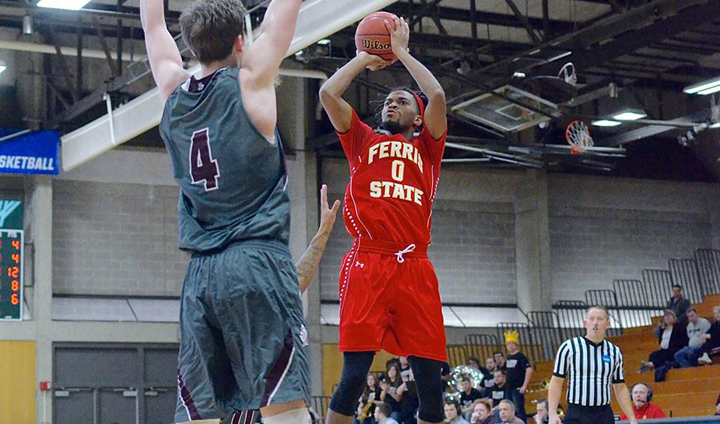 Ferris State Men's Basketball Wins First NCAA Tourney Game In Five Years To Advance