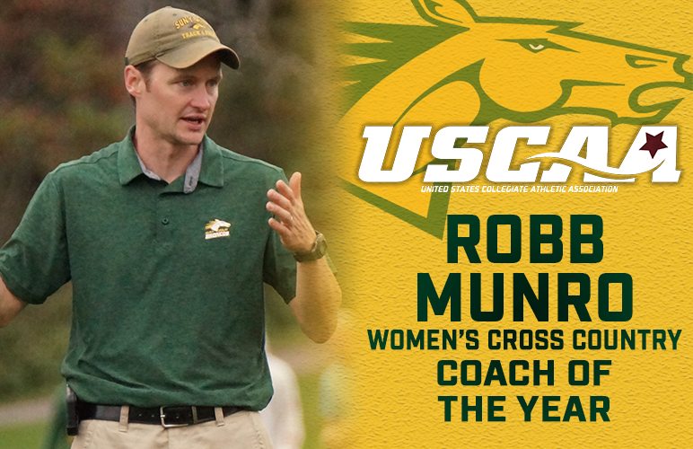 Munro Named USCAA Coach of the Year, Four Women Earn National All-Academic