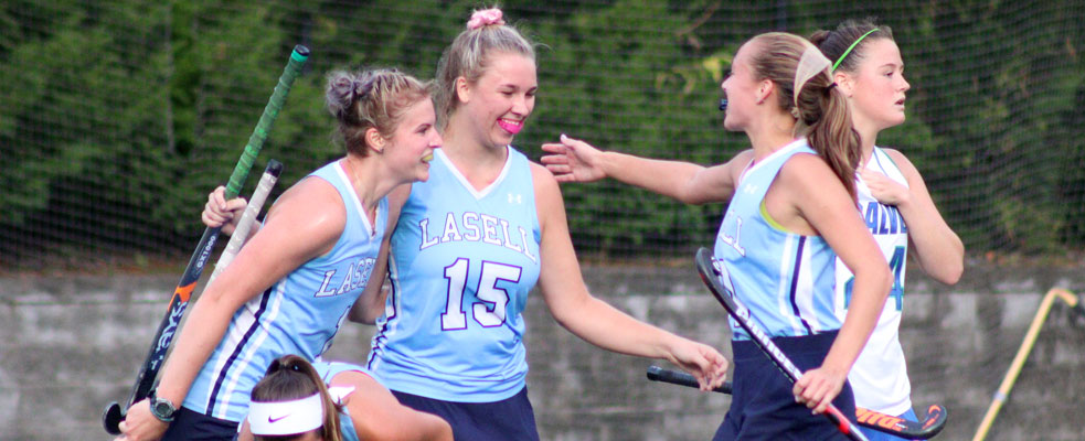Field Hockey Continues Standout Season with 5-2 Win over Salve