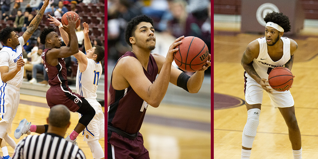 Gents Basketball Claims SCAC Newcomer of the Year, Three All-Conference Players
