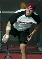 Three Men's Tennis Players Earn ITA Honors