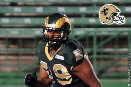 Regina's Hicks drafted by NFL's New Orleans Saints