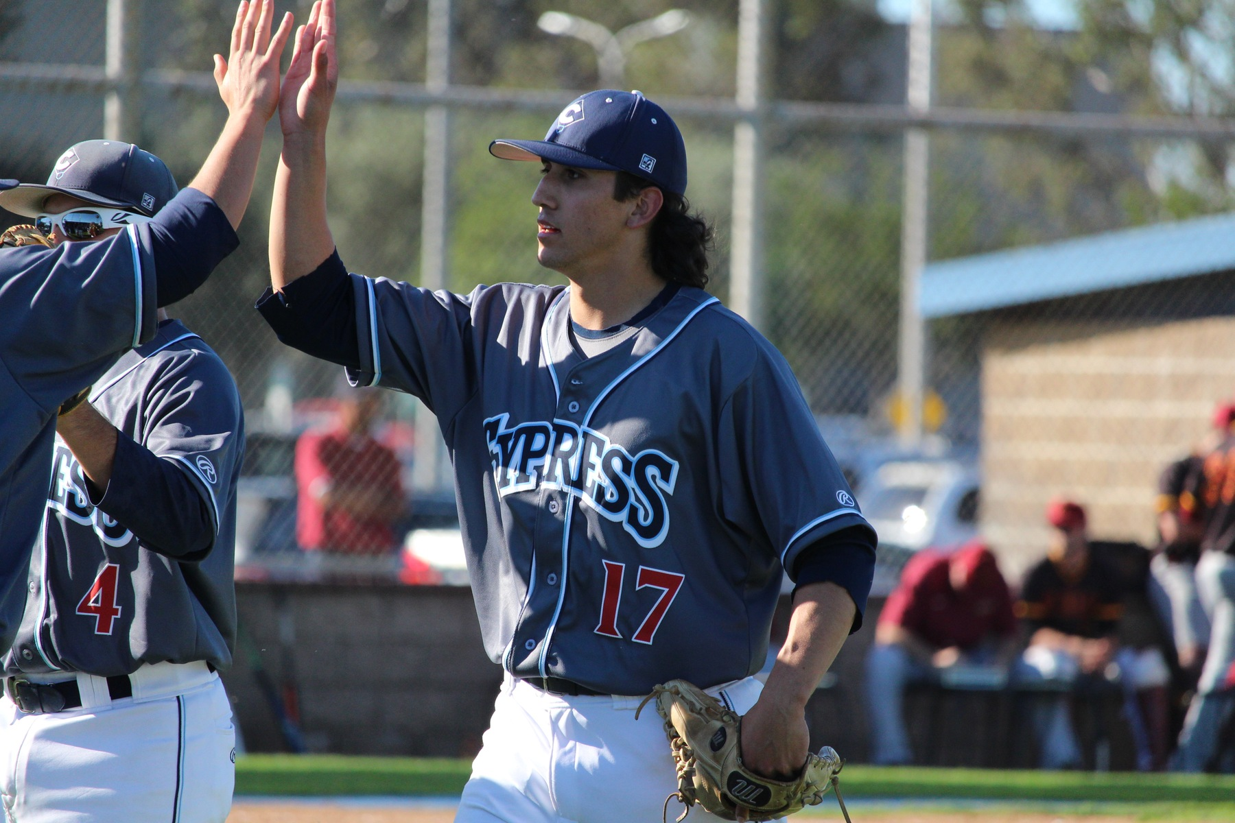 Quezada No-Hitter Leads Cypress Past Santa Ana, 11-0