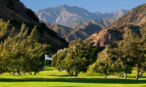 Table Set For Women's Golf Home Round at San Dimas Canyon
