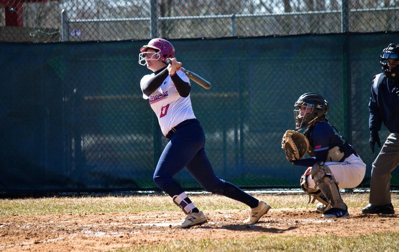Softball Falls to Kutztown University in Non-Conference Doubleheader