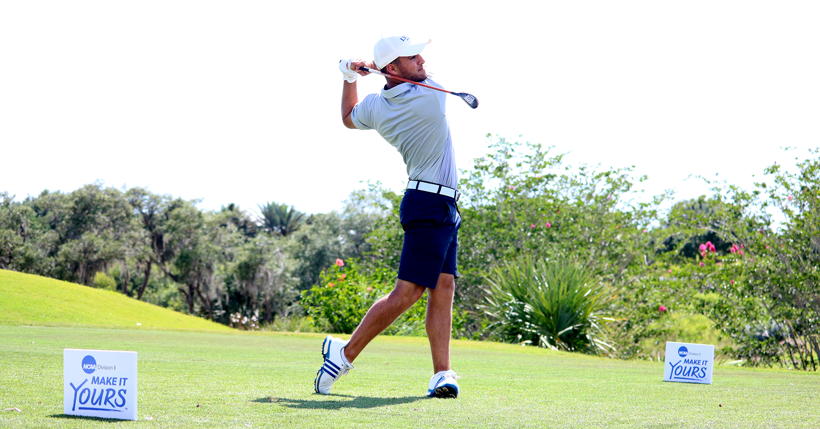 Cancino Leads Men's Golf at NCAA National Championship
