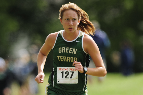 Kaler finishes 30th on short course