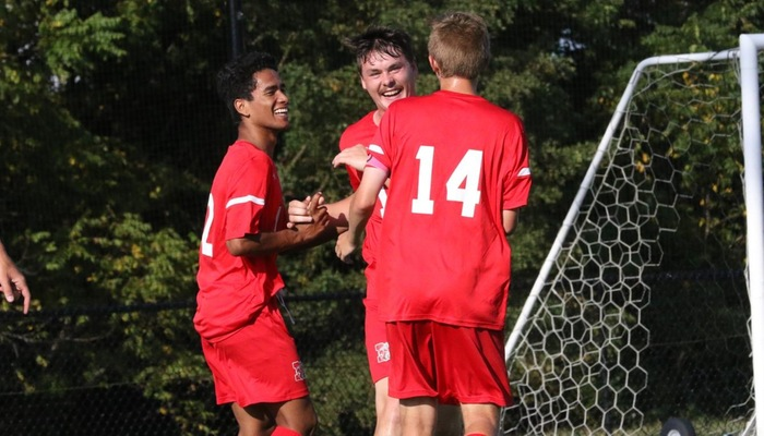 Men's Soccer shuts out Bethany
