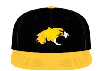 Taft College Cougars Hat with Logo