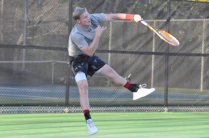 Men's Tennis: Panthers stop Huntingdon 6-3, improve to 2-0 in USA South play