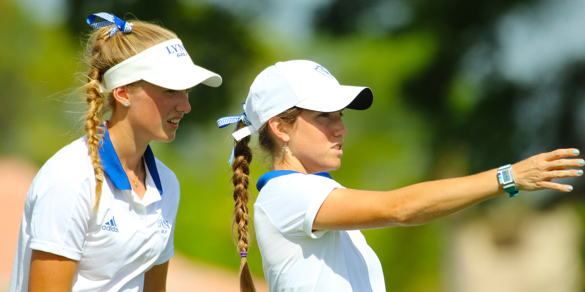 Women's Golf Tied for Fifth at Peggy Kirk Bell