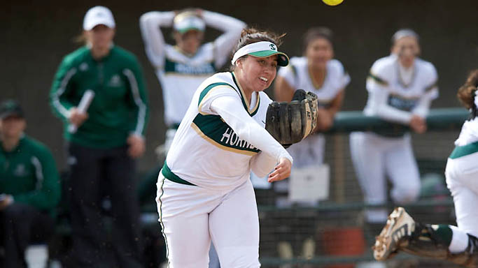 SOFTBALL DROPS HEARTBREAKER TO IDAHO STATE, FALLS INTO SECOND PLACE