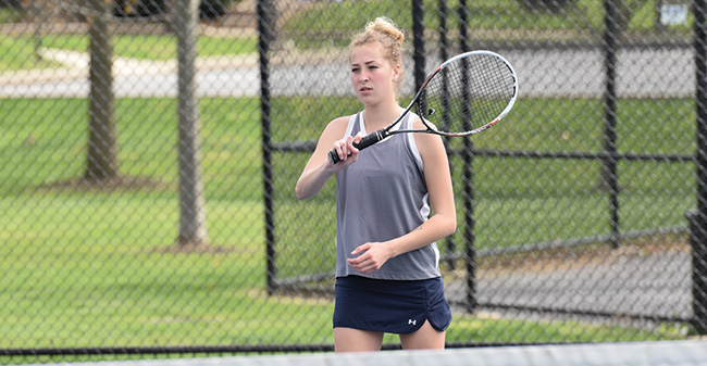 Greyhounds Post Hard-Fought Win Over Scranton as Eady Wins 50th Career Singles Match