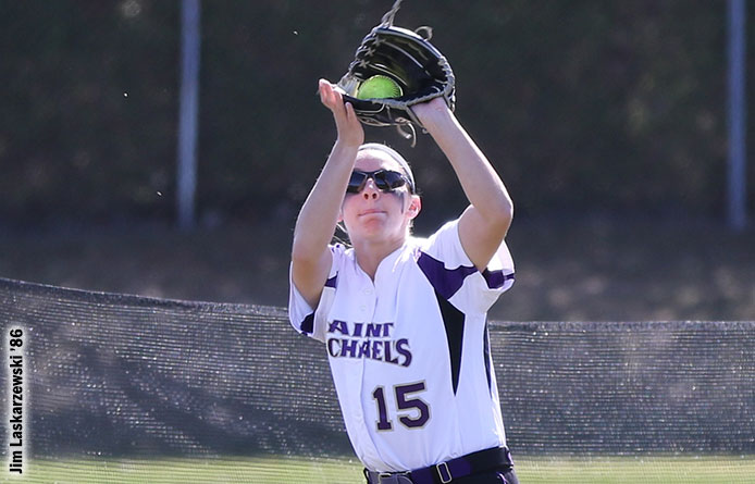 Softball Loses 1-0 Contest to No. 19 Southern New Hampshire