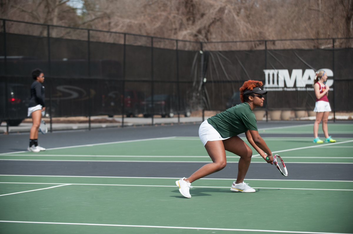 Mustangs Drop Commonwealth Conference Match to Hood, 7-1