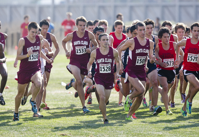 Harriers Prepare For WCC Cross Country Championship Saturday