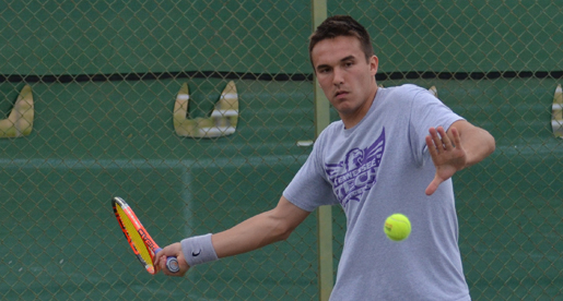 Three in a row: Abdukhalikov named adidas OVC Tennis Player of the Week