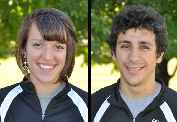 Cross Country: Cleaveland, Valls receive team's Most Valuable Runner awards
