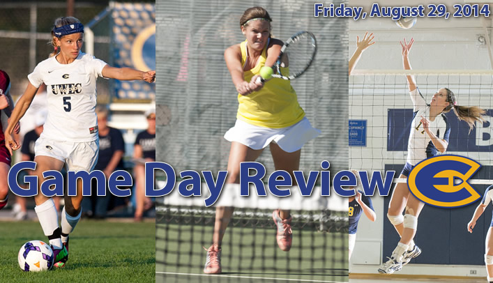 Game Day Review - Friday, August 29, 2014