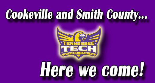 Purple Pride Caravan stops in Cookeville and Carthage this week