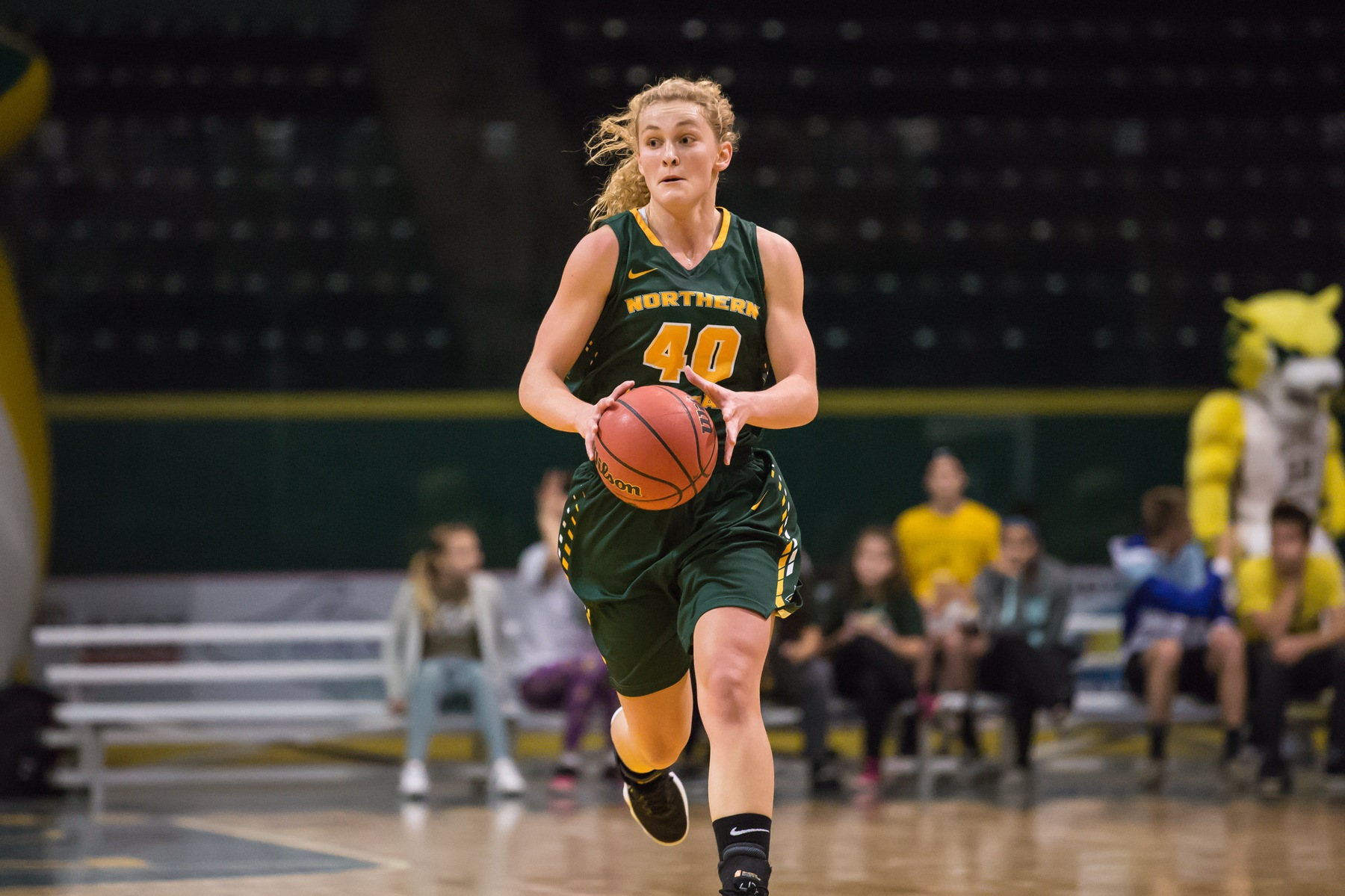 Strong Shooting Guides NMU to 67-50 Victory Over Davenport