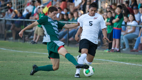 MEN'S SOCCER DEFEATED BY #6 CAL STATE NORTHRIDGE 3-0