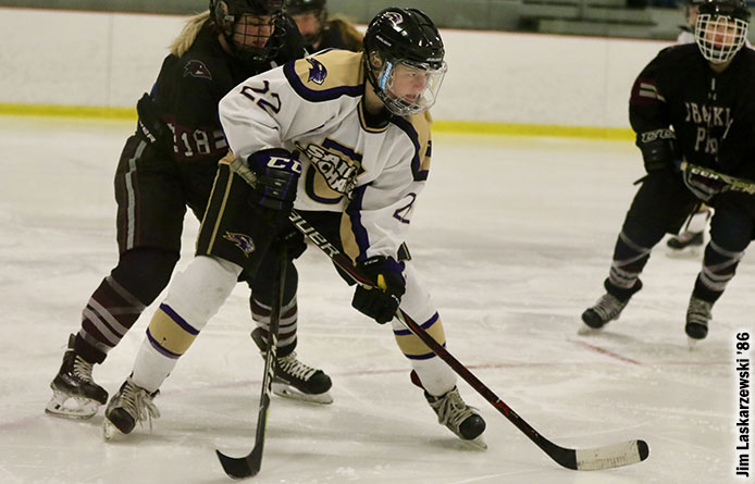 Women's Ice Hockey Loses at SUNY Potsdam to Begin Weekend Series